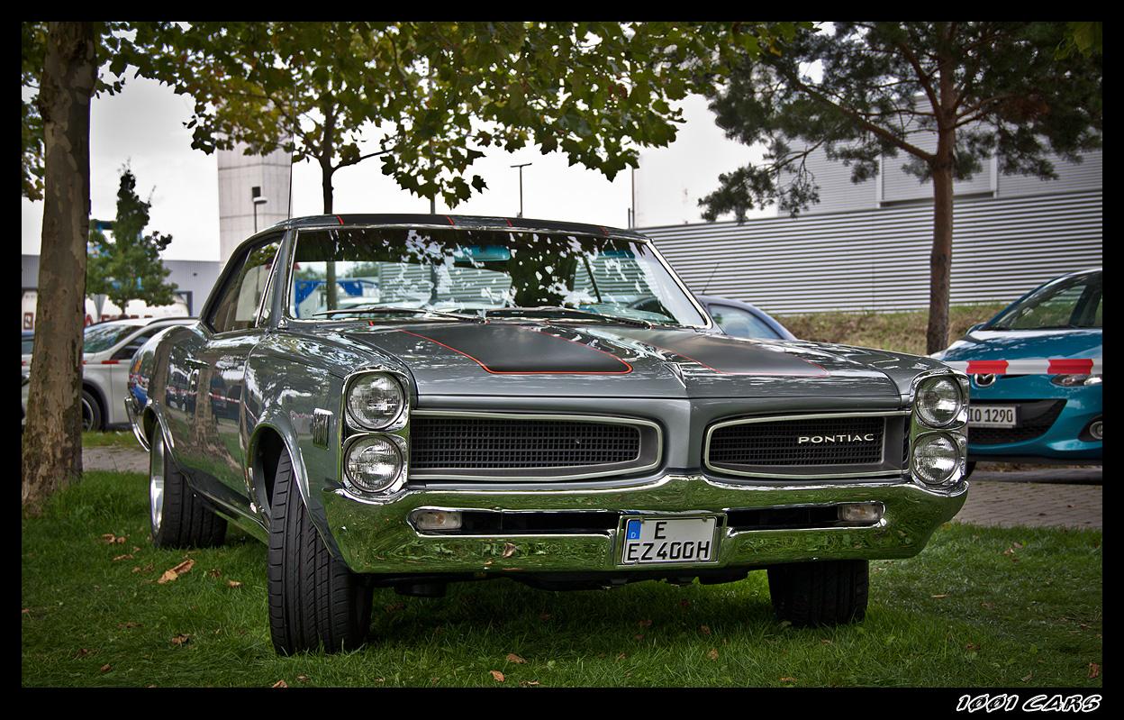 Pontiac - I