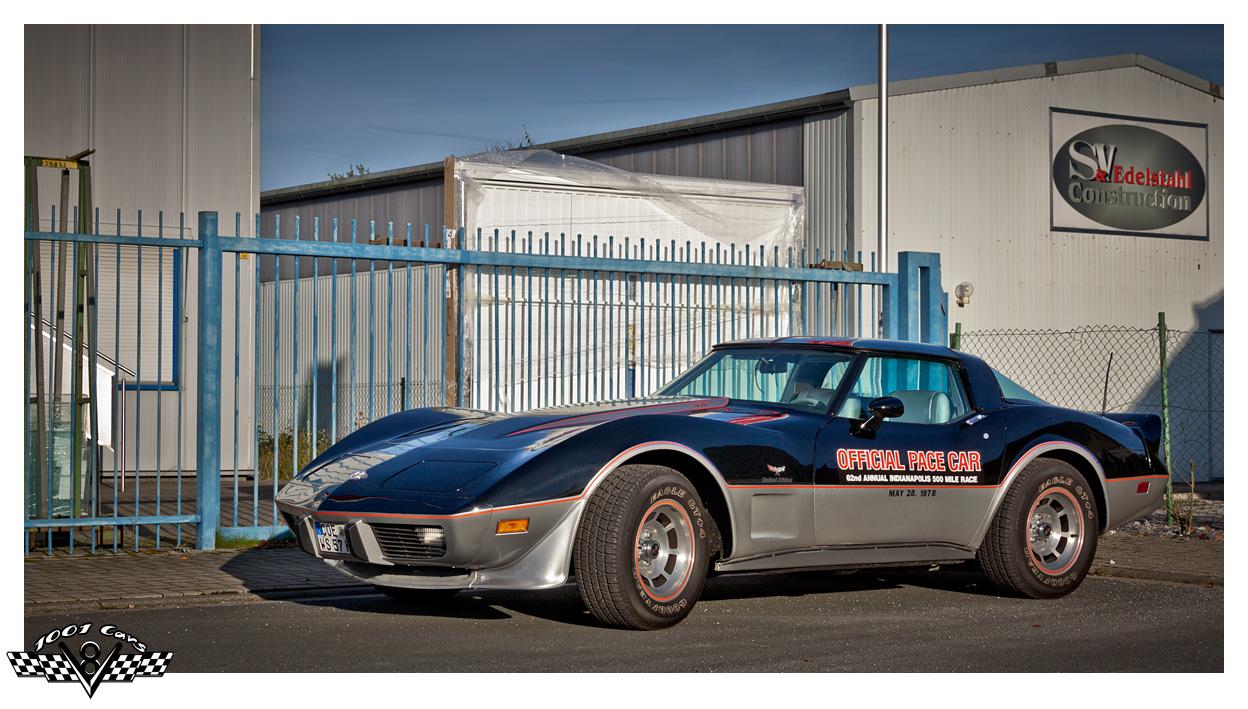 Corvette Official Pace Car