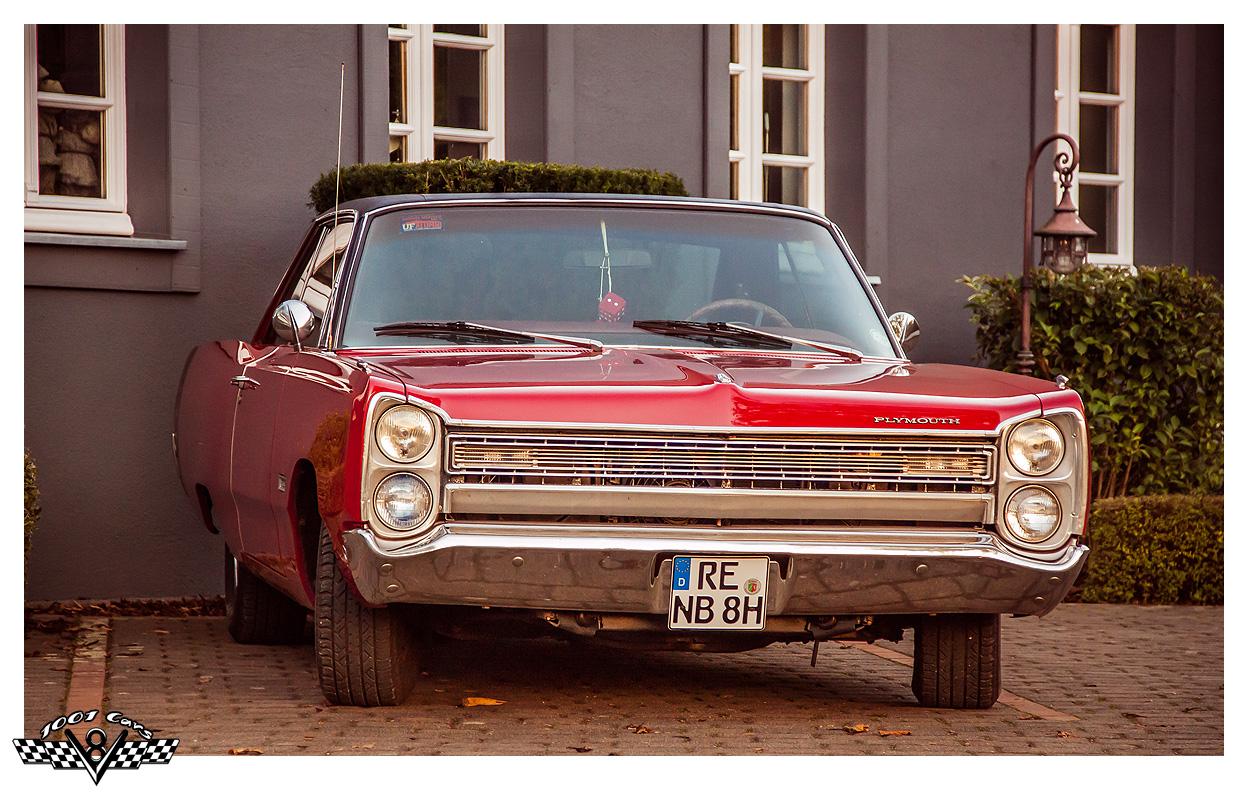 Plymouth Fury 1969 - I