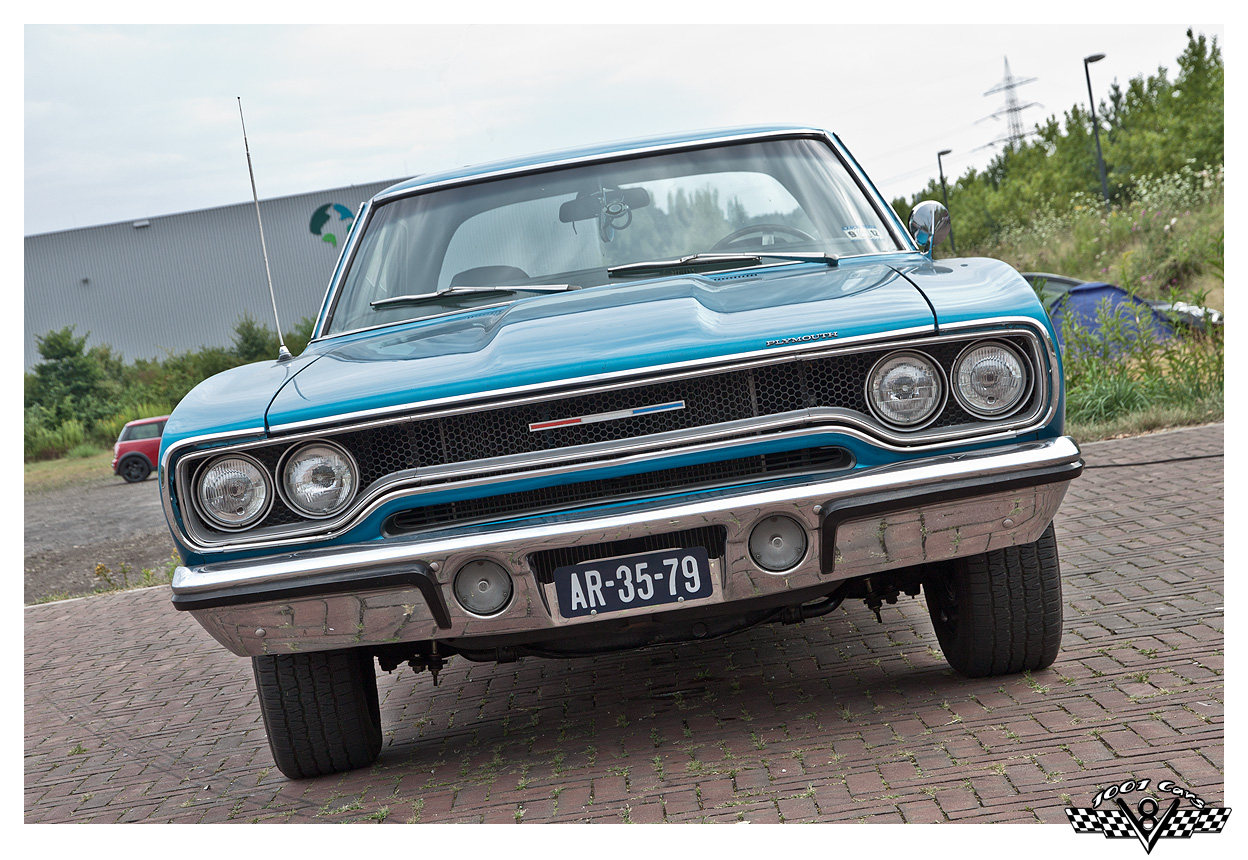 Blue Plymouth
