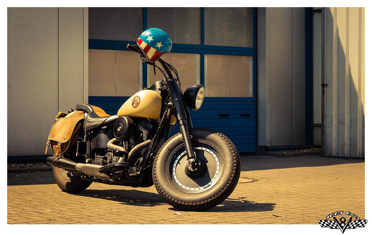Cap'n Americas Bike - Color