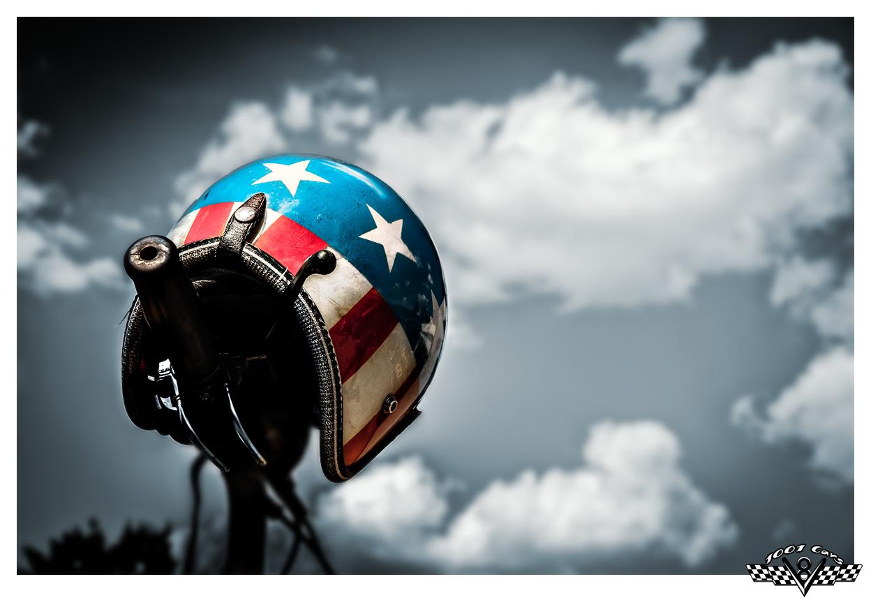 Captains Helmet