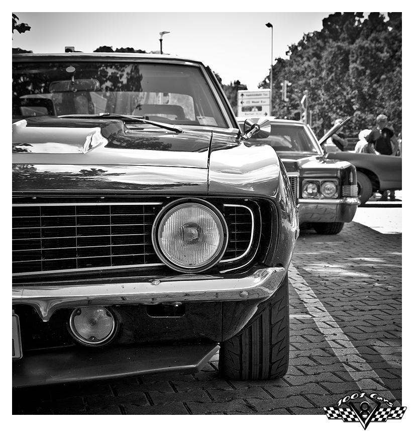 Eye of the Camaro