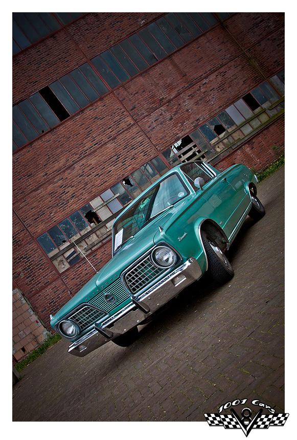 Plymouth Barracude - II