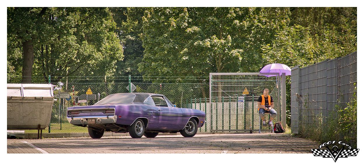 Plymouth GTX - Leaving