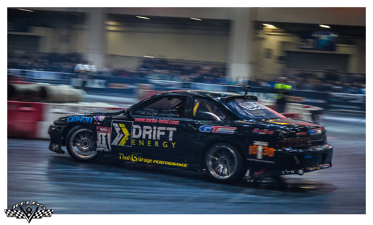Drift Energy