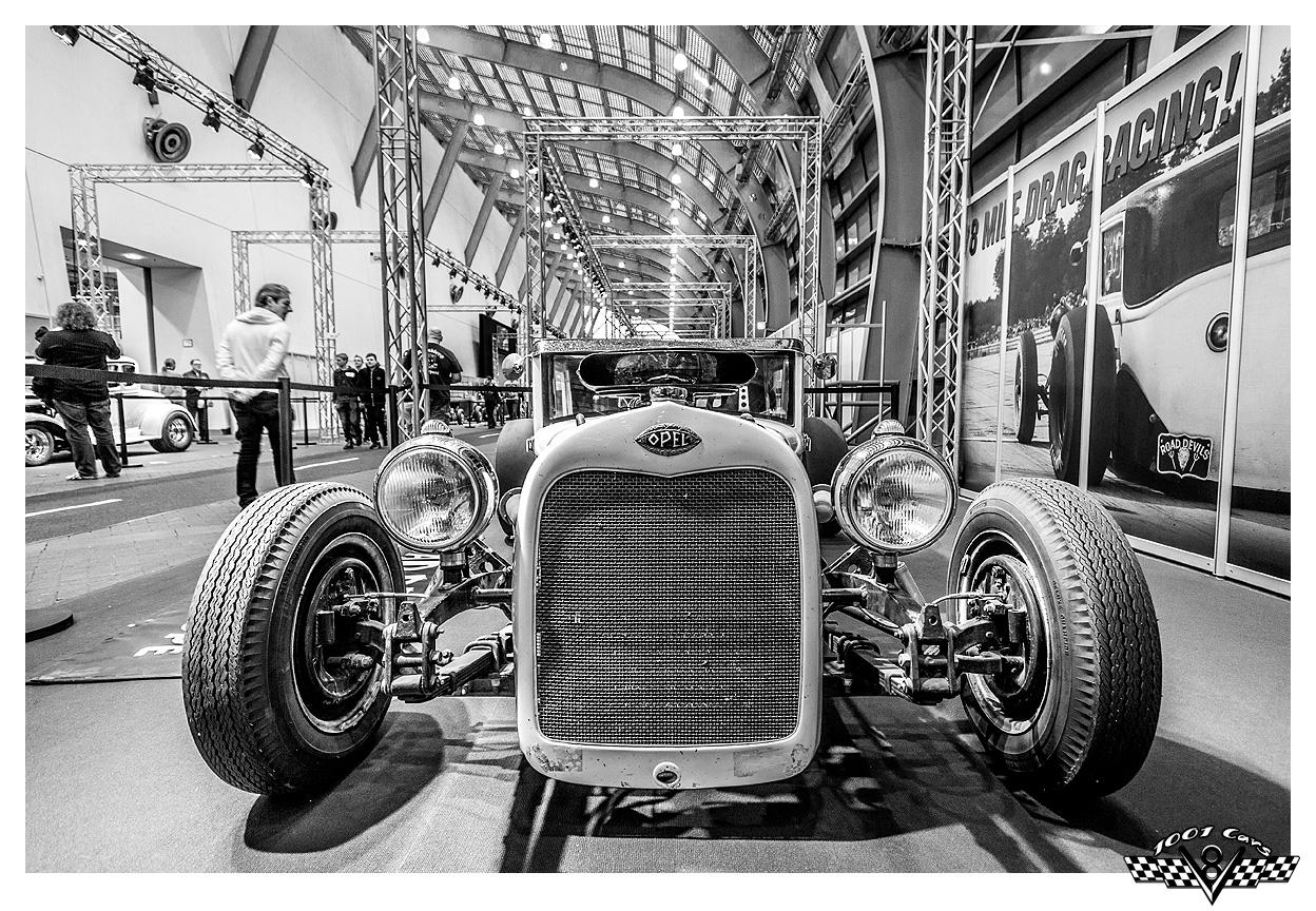 Oldschool Opel