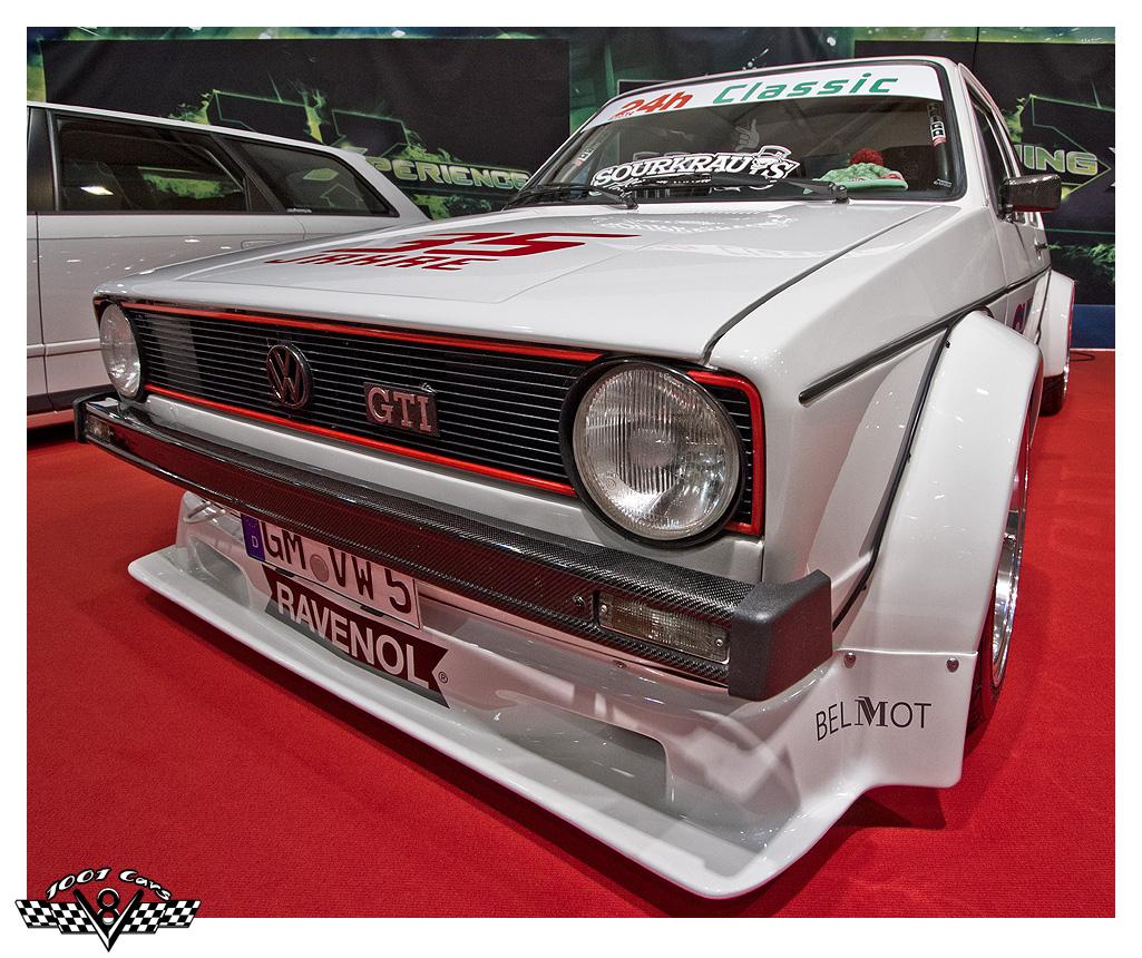 35 Jahre Golf GTI