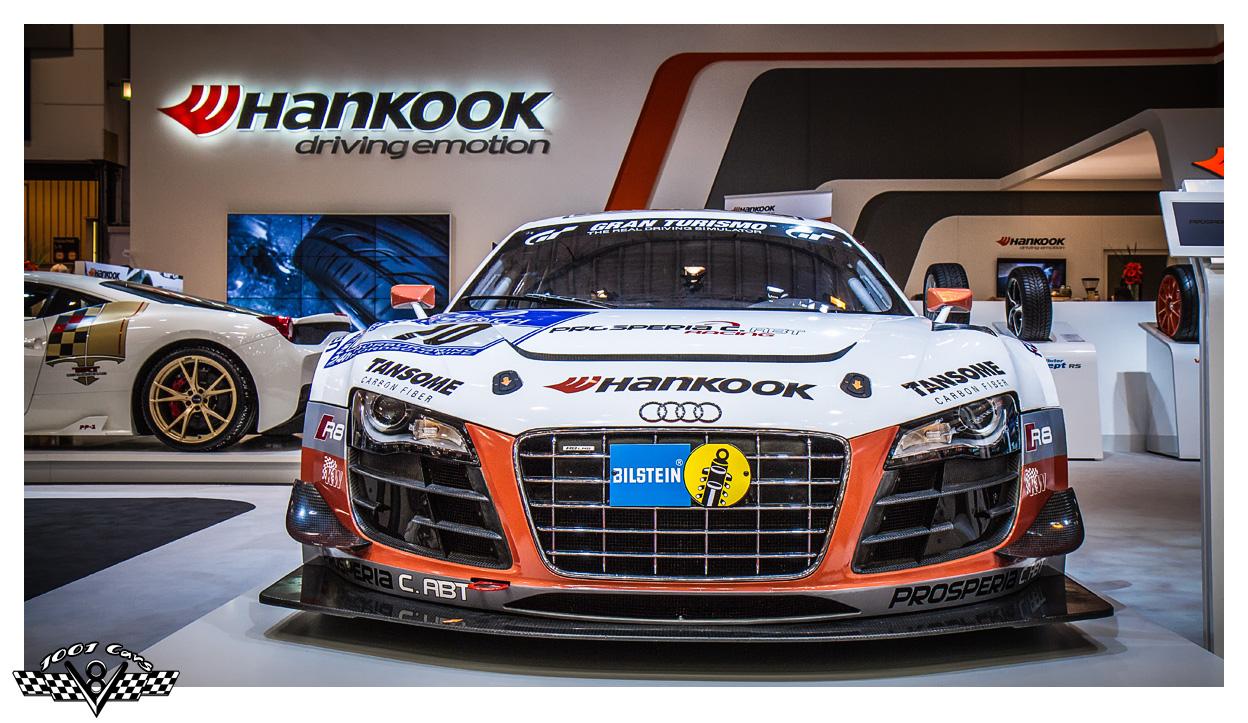 Hankook Audi