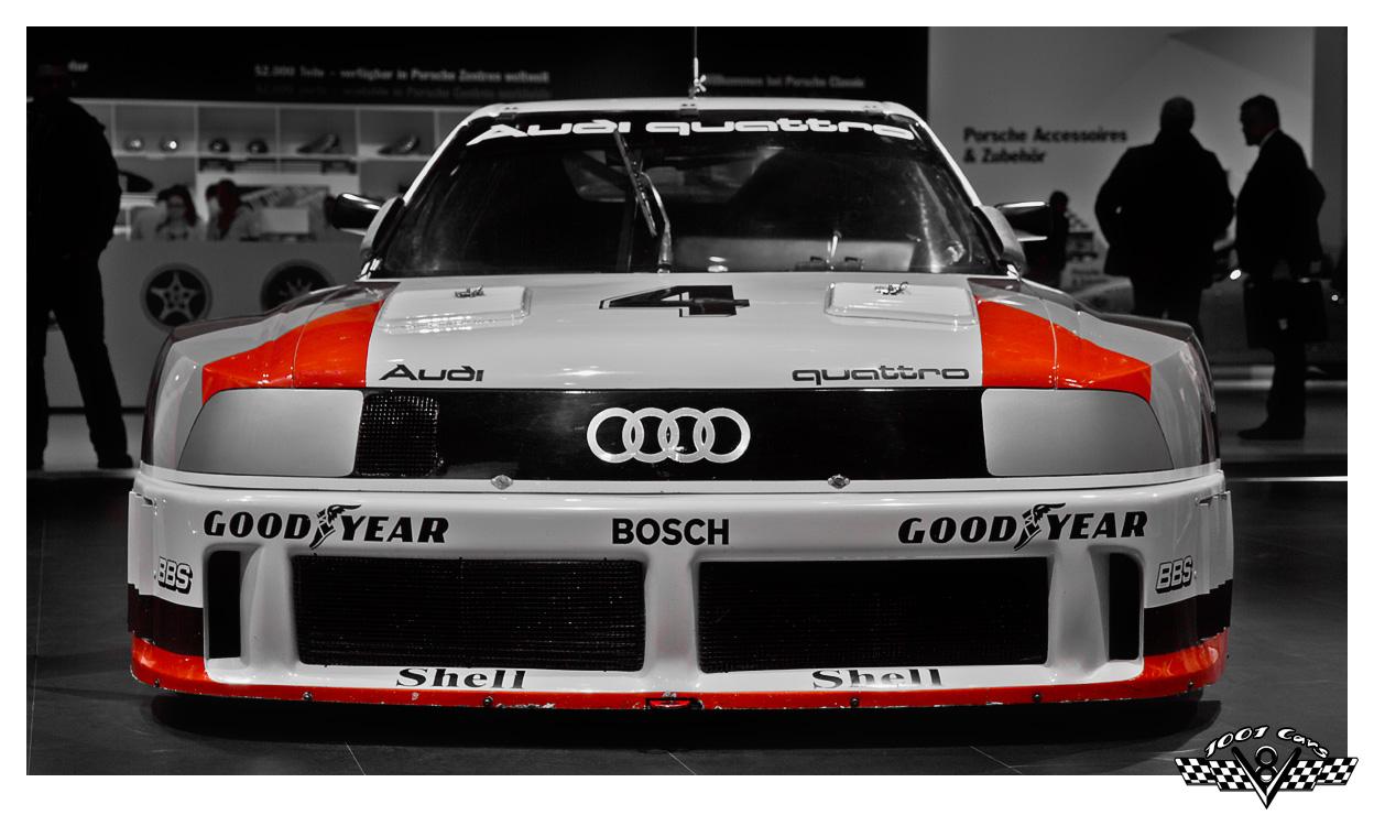 Audi 90 quattro IMSA GTO - I