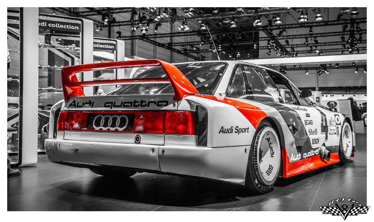 Audi 90 quattro IMSA GTO - II