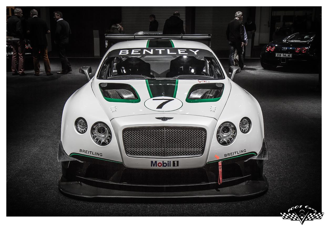 Bentley's Seven - I