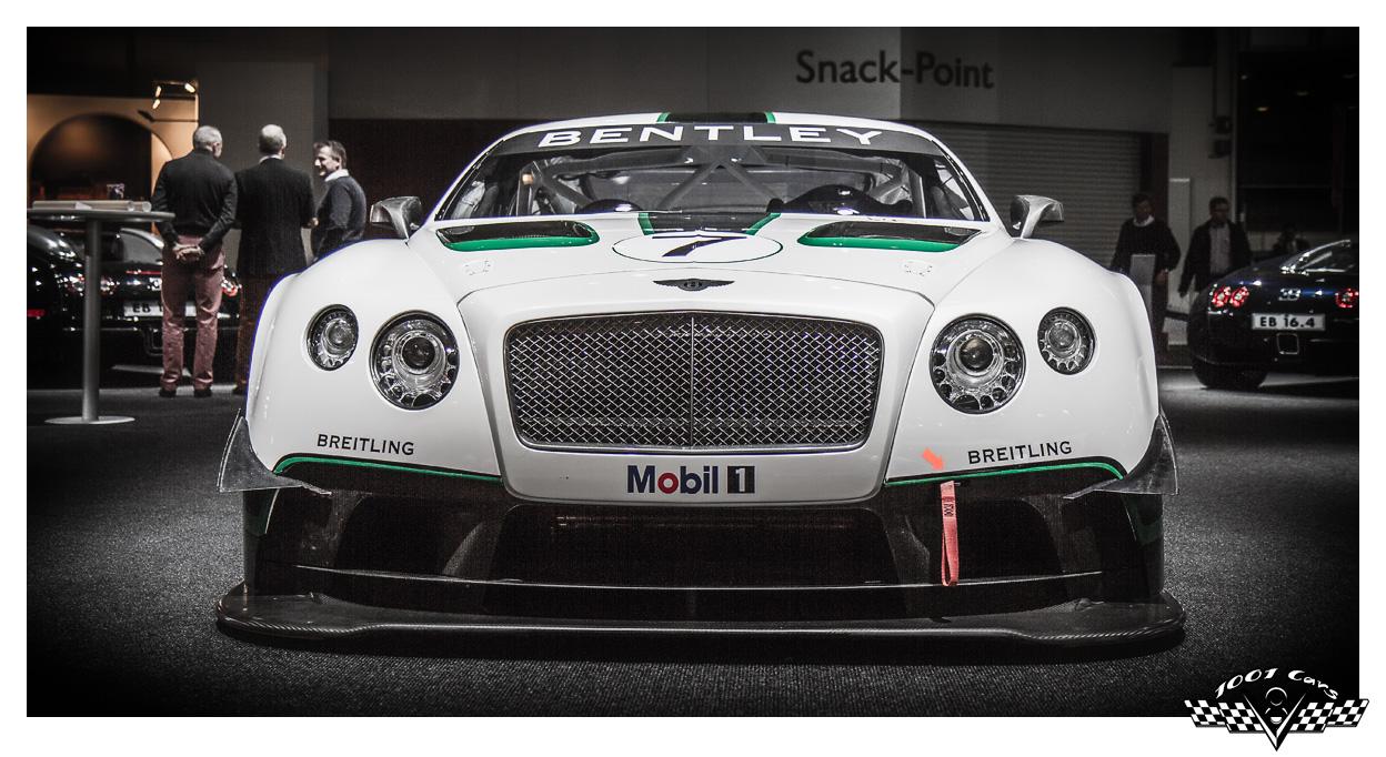 Bentley's Seven - II