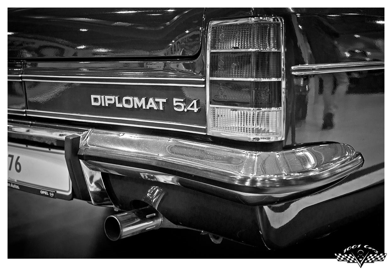 Diplomat 5.4