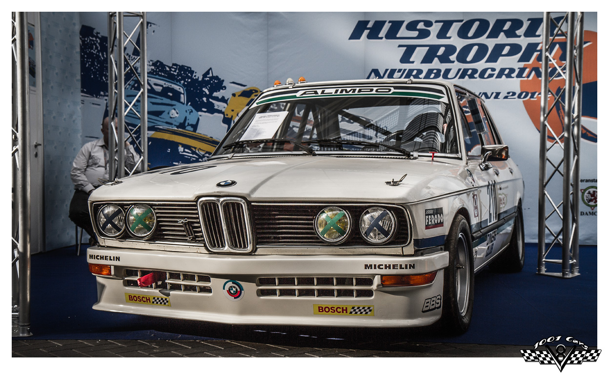 Historic Trophy BMW