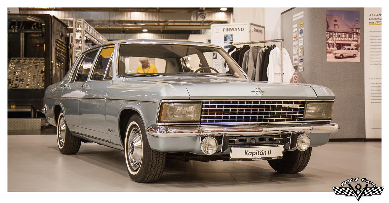 Opel Kapitän B