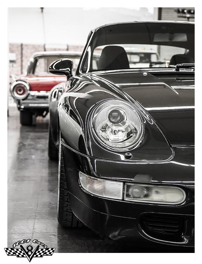 Porsche & Thunderbird
