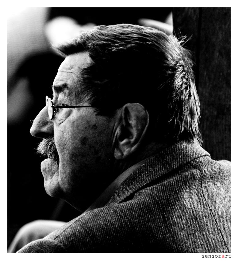Günter Grass im Profil