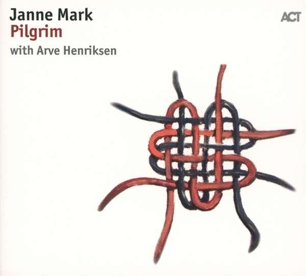 CD Cover Janne Mark Pilgrim