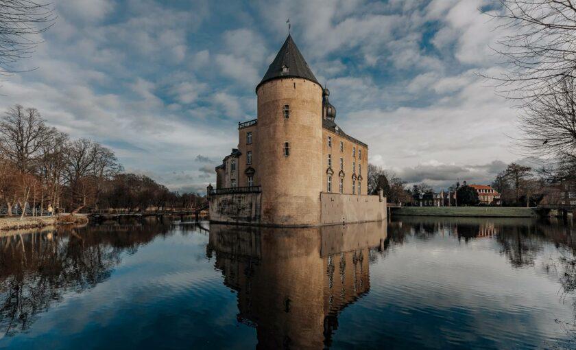 Rund um die Burg Gemen in Borken